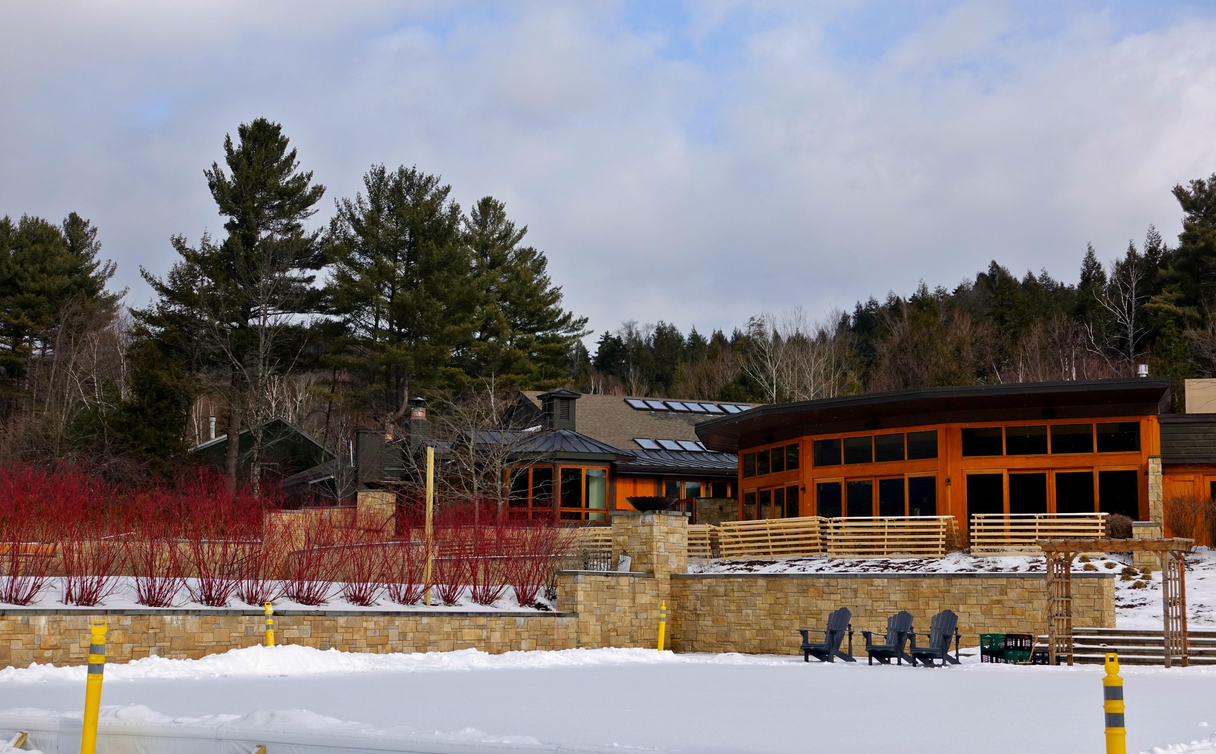 Topnotch Resort Stowe Vermont Babymoon