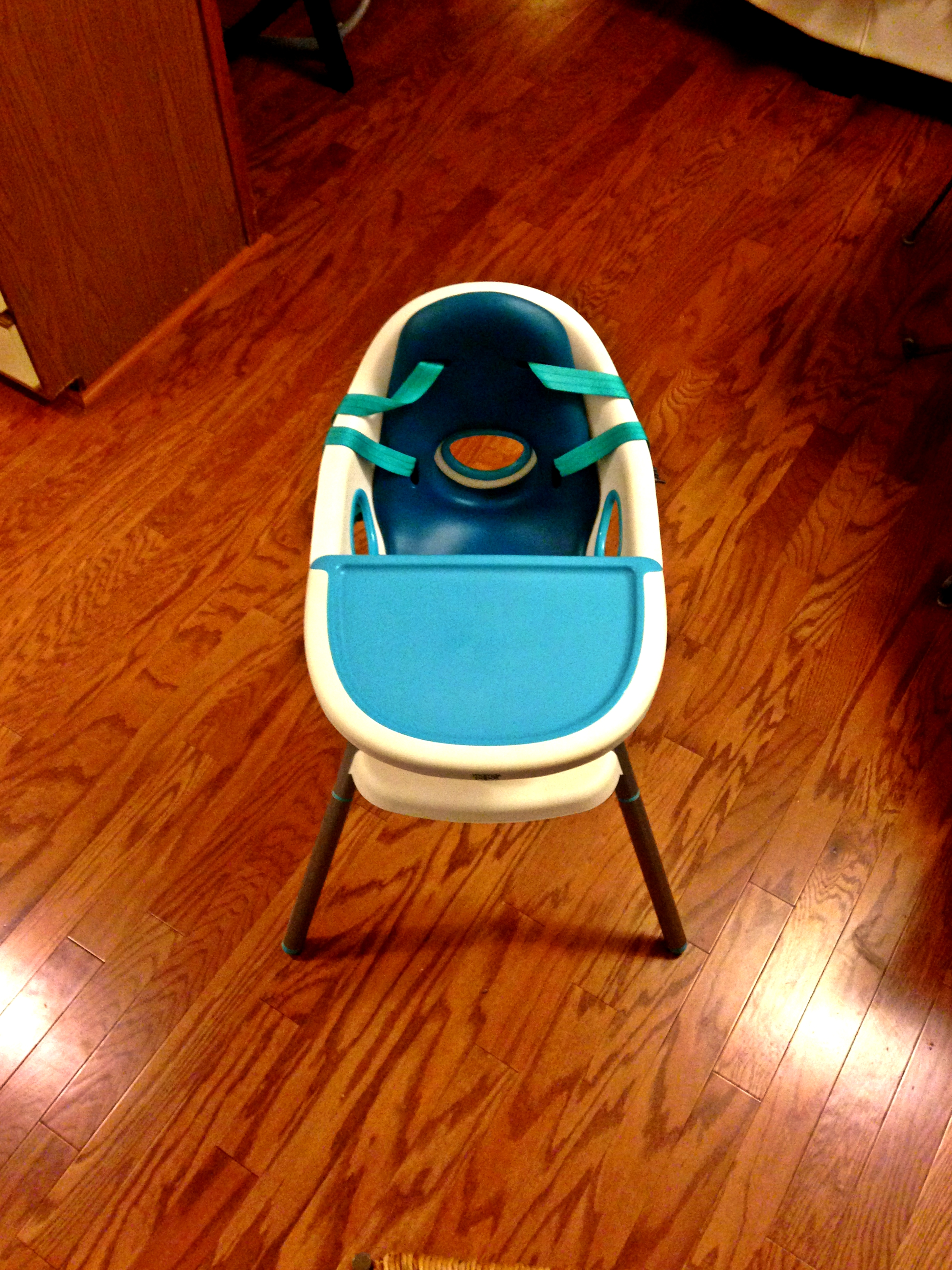 Stylish high chair