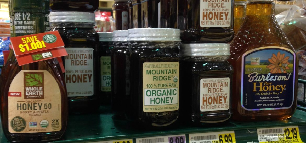 honey babies grocery store
