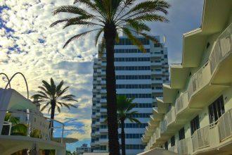 Shelborne pool South Beach Miami