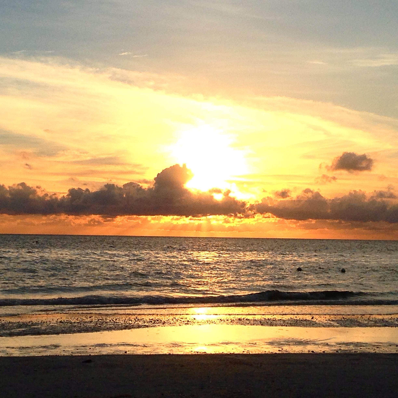 Marco Island Florida sunset