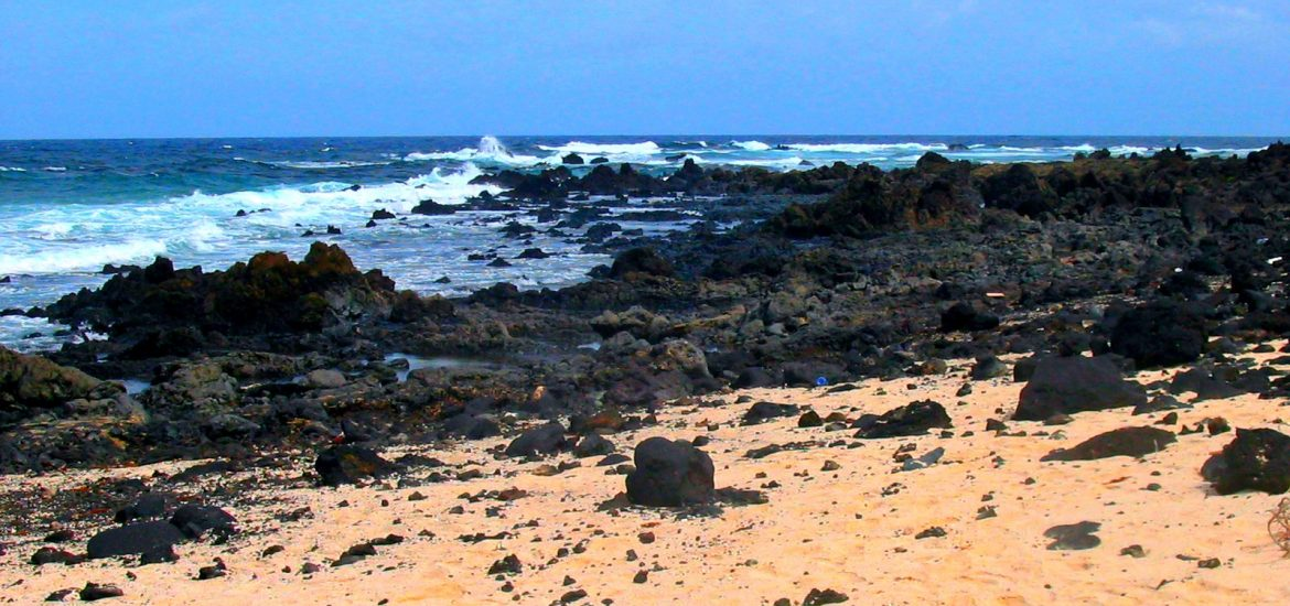 Canary Islands beach