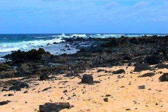 Canary Islands beach