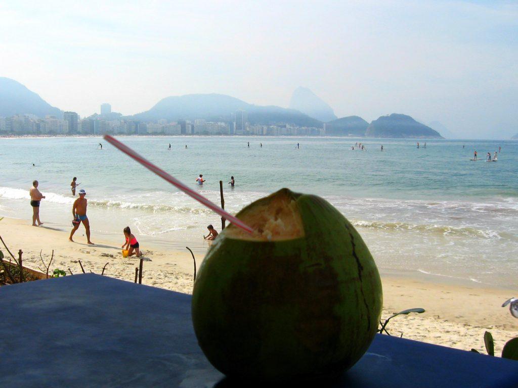 Agua de Coco, Copacabana