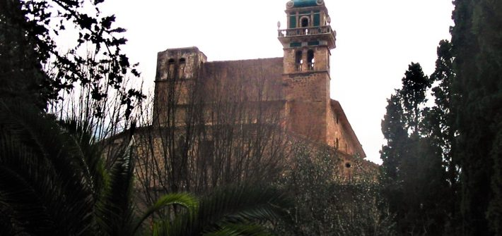 Charterhouse In Valldemossa