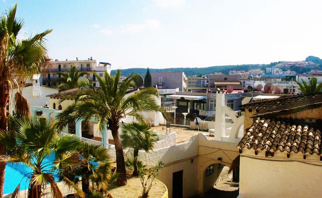 Santa Ponsa Rooftops