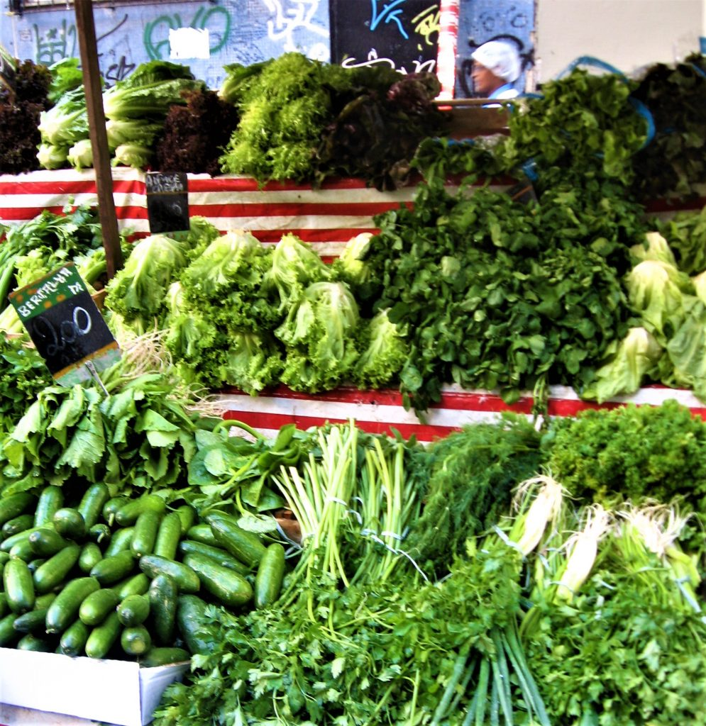 Greens At The Market