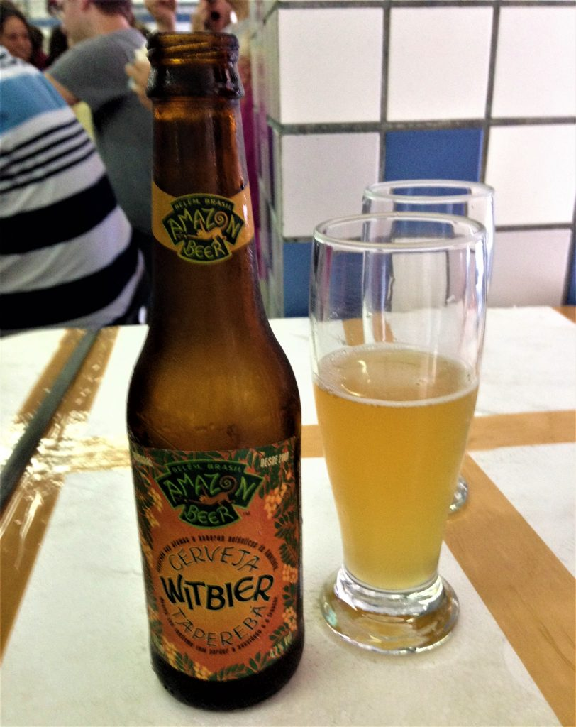 Amazon Witbier