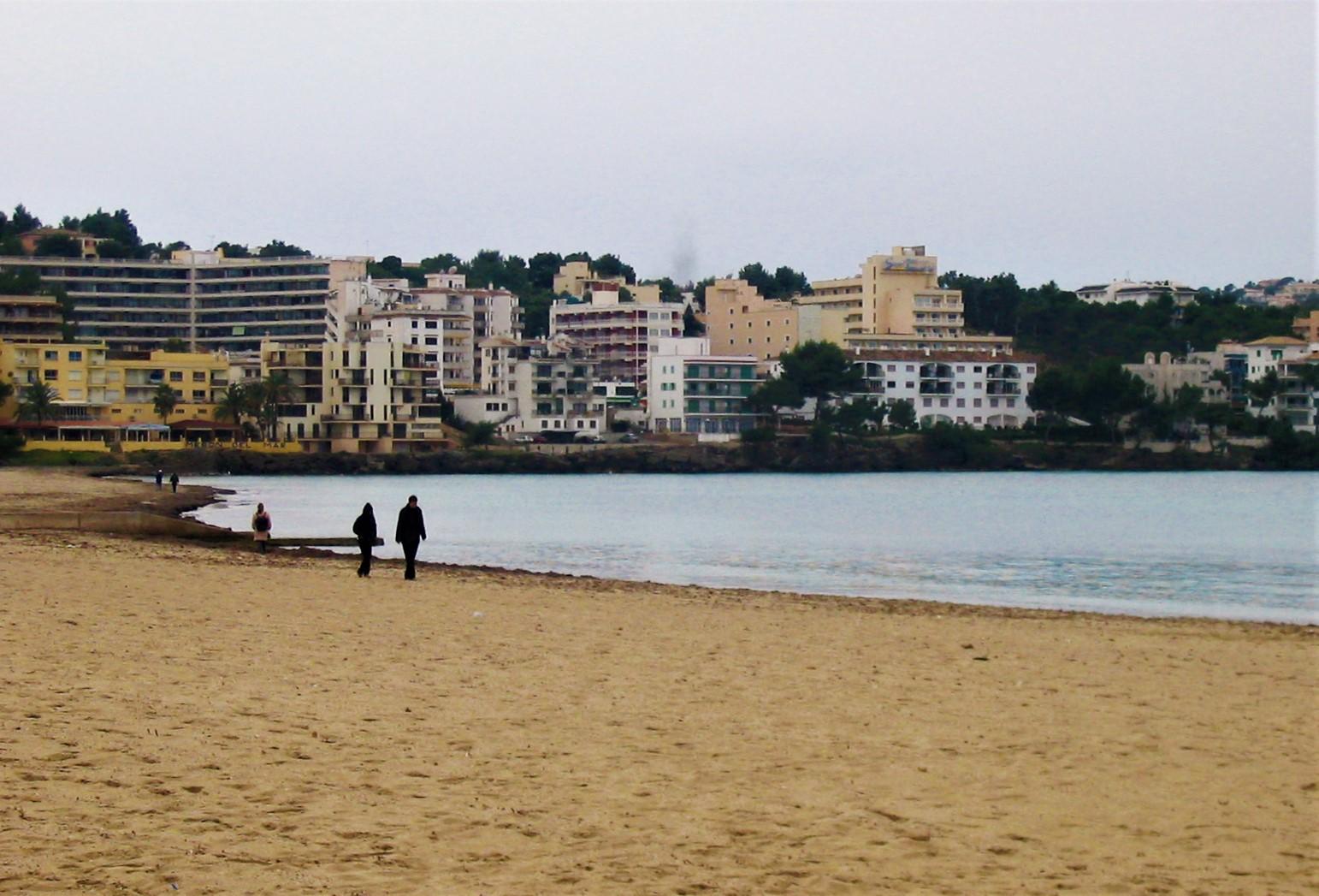 Santa Ponsa Beach, Mallorca