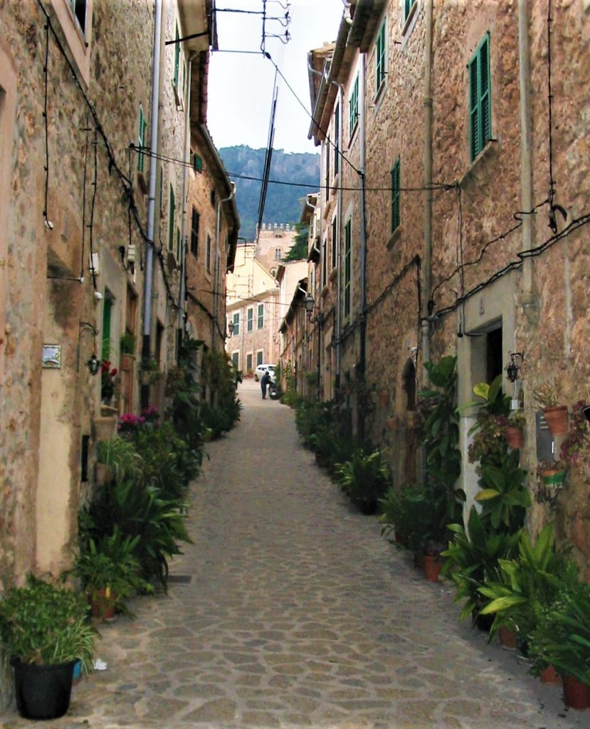 Valldemossa Street